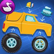 Build A Truck - Duck Duck Moose v 1.2 Мод много денег