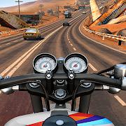 Moto Rider GO: Highway Traffic Мод много денег