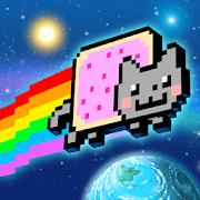Nyan Cat: Lost In Space Мод много денег
